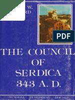 Barnard - The Council of Serdica