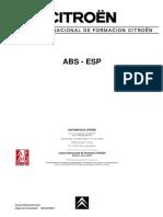 ABS_ESP de Citroën