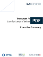 Transport Accessibility Exec Summary