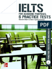 IELTS for Academic Purposes With 6 Practice Tests
