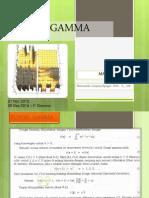01 Fungsi Gamma 01 Baru