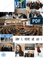 Day 1 ILYMUN articles