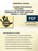 Analis de Caso de Hostigamiento Sexual Ppt