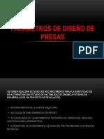 PARAMETROS DEL DISEÑO DE PRESAS.pdf