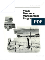 Visual Resource Management Program - BLM