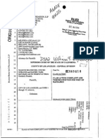 PL - LADWP - Bransford - Bransford Class Action COMPLAINT and Verified P...