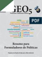 GEO-5 SPM Portuguese