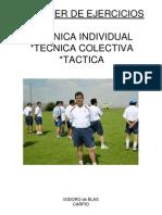 Ejercicios - Tecnica y Tactica