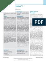 revision sobre fibrinolisis