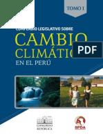 Compendio de legislación y cambio climático - Tomo I