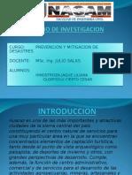 prevencion  . inves