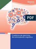 Cuaderno de Estimulación Cognitiva Nivel Medio