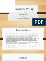 Peroneal Palsy.pptx
