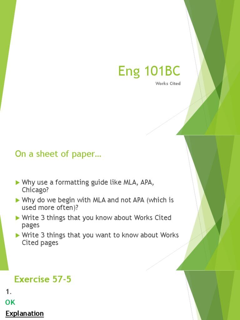 eng 101 paper