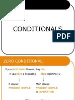 3. Conditionals