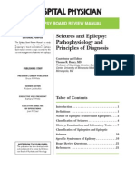 Epilepsy Principles and Diagnosis