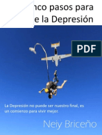 Los Cinco Pasos Para Salir de La Depresión