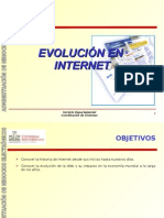 EVOLUCION EN INTERNET.ppt