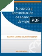 Estructura y Admo de Agencia de Viajes