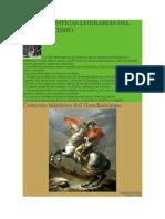 Características Literarias Del Neoclasicismo