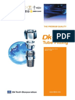 Fittings DK LOK Pipe Fitting Brochure
