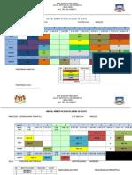 Jadual Waktu Individu 2015