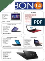 Bono Laptops