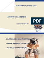 Curación de Heridas - (Julio 2007) BUENO (Mitre)