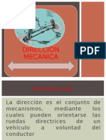 Direccion Mecanica