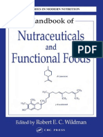 Nutraceutical and Functional Food