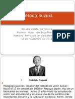 Método Suzuki Por Hugo Borja