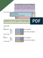 Ejercicio 13-8 Libro Polimeni- Contabilidad de Costos