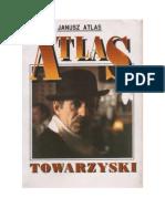 Janusz Atlas - Atlas Towarzyski - 1991 (Zorg)