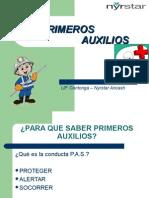 01 PRIMEROS AUXILIOS.ppt