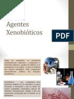 Agentes Xenobióticos