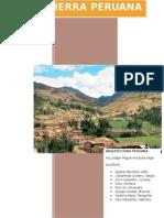 Monografia Final Arquitectura de La Sierra