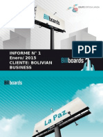Bolivian Business