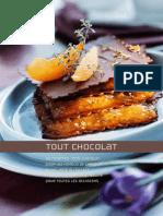 Tout Chocolat 50 Recettes 100 Pour 100 Chocolat