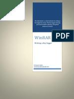 Writing a WinRAR Key Logger