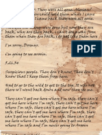 Sid's Note