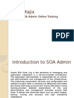 Oracle Soa Admin Online Training