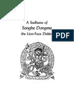 Lion Face Dakini c5