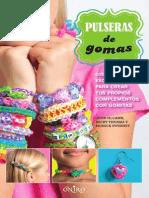 28579 Pulseras de Goma