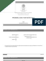 Probabilidad Estadistica II