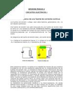INFORME PREVIO 2 Circuitos Electricos