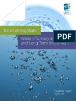 Www.allianceforwaterefficiency.org_uploadedFiles_News_NewsArticles_NewsArticleResources_Water Efficiency as Stimulus and Long Term Investment REVISED FINAL 2008-12-18