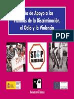 Guia de Apoyo a Las Victimas de Violencia