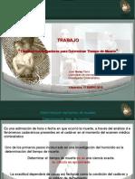 """Técnicas investigadoras para Determinar Tiempo de Muerte"""
