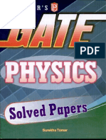 Upkars GATE Physics Solved Papers by Surekha Thomar [G.B]