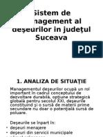 Sistem de Management Al Deseurilor in Judetul Suceava